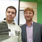 Я и Сергей Змеев