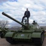 Донецкий Т-54
