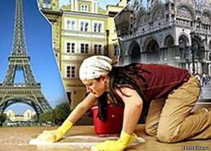 Стабильность? Большинство опрошенных рязанских студентов хотели бы работать за границей!