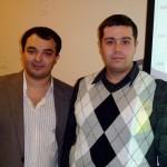 Я и Дамир Халилов
